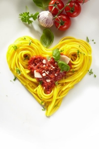 Fresh Local Pasta Heart Health