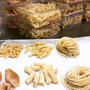 Varieties of Fresh Pasta Rea Pasta